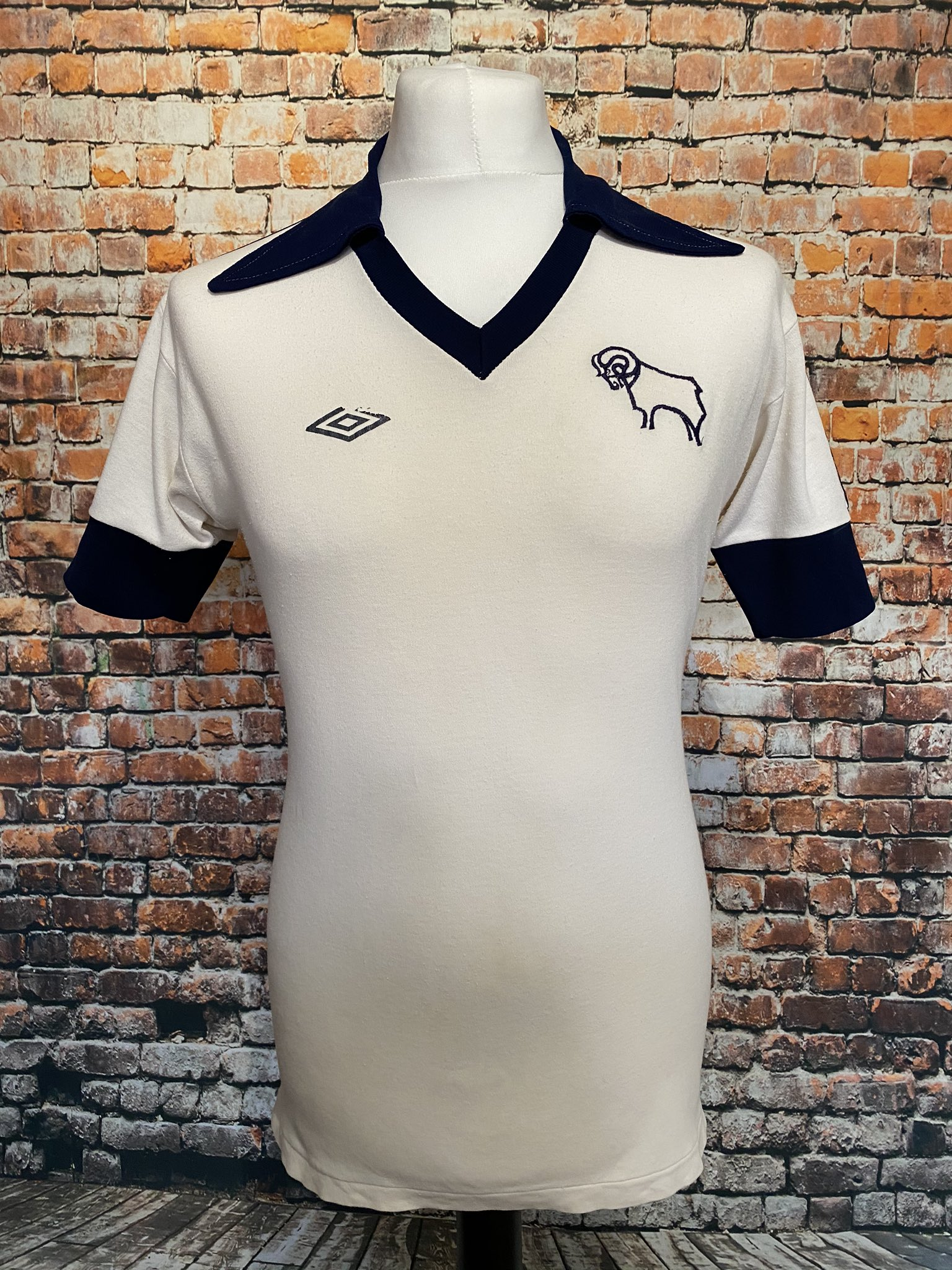 Bruce Rioch shirt, 1970s