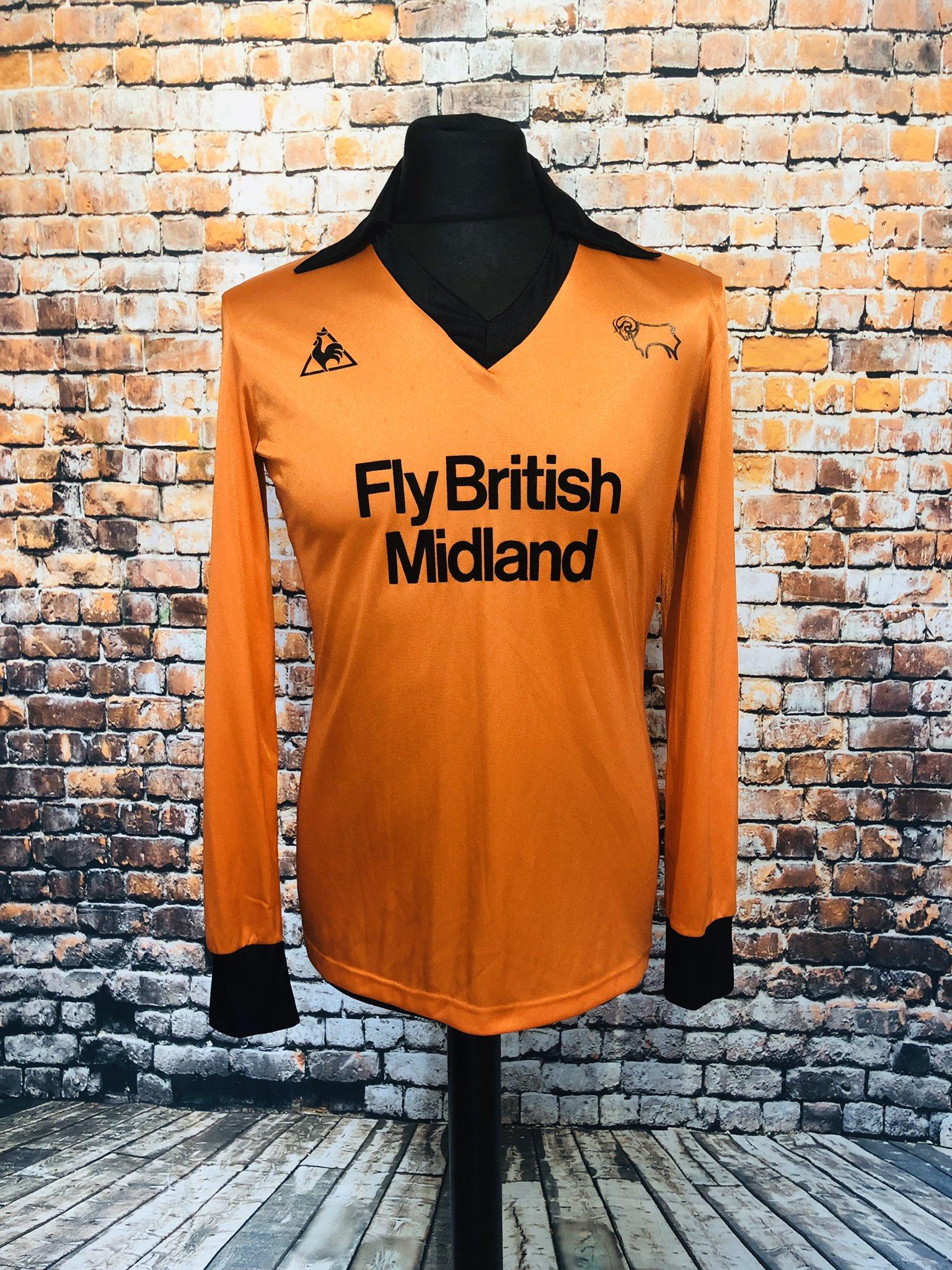 1980-1 Away Shirt